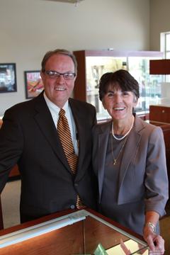 Tom and Mary Wright