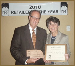 2010 Retailer of the Year Award